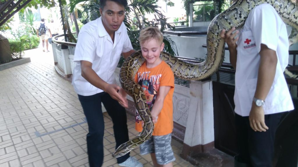Snake Farm (Queen Saovabha Memorial Institute) Bangkok